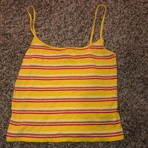 tank top, from forever21